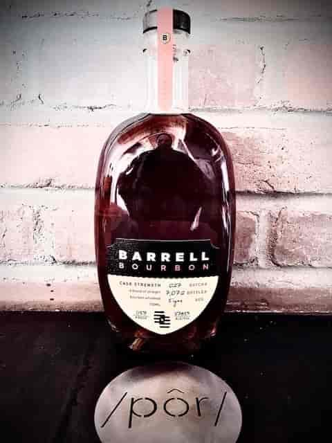 Barrell Bourbon Batch #27