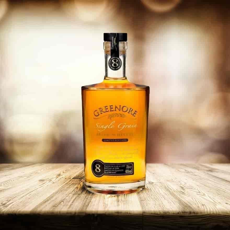 Greenore Single Grain Irish Whiskey 8yr