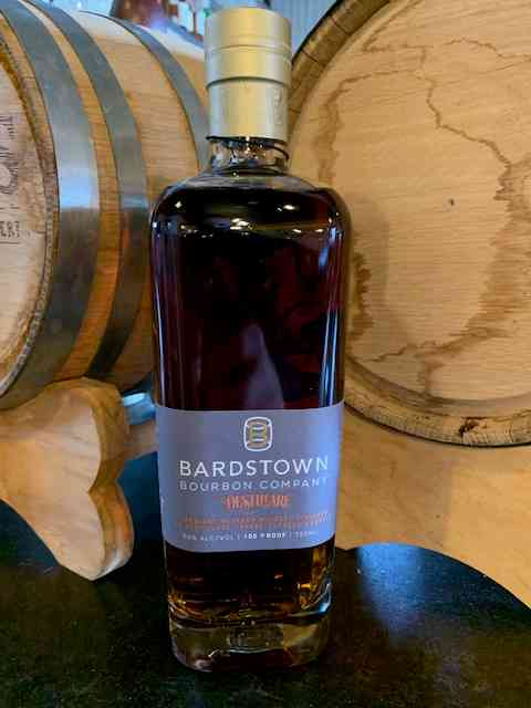 Bardstown Distillare Orange Caracao Finish