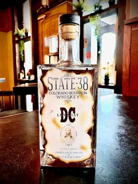 State 38 DC Loveday