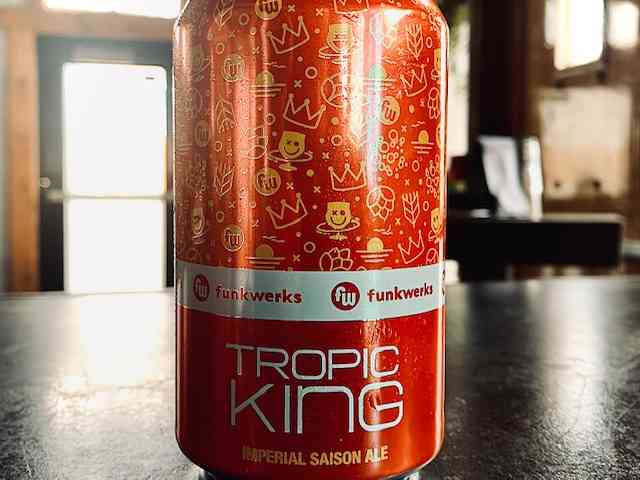 TROPIC KING IMPERIAL SAISON