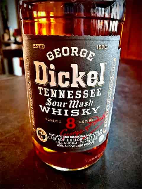 George Dickel Sour Mash Recipe 8