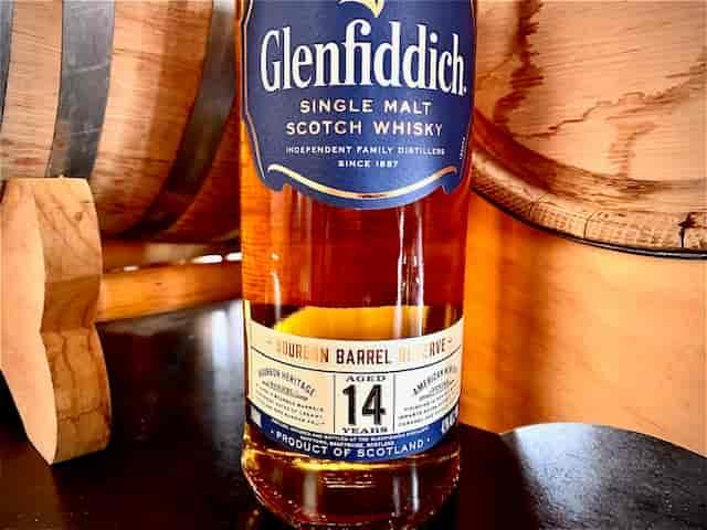 Glenfiddich 14yr Bourbon Barrel Reserve