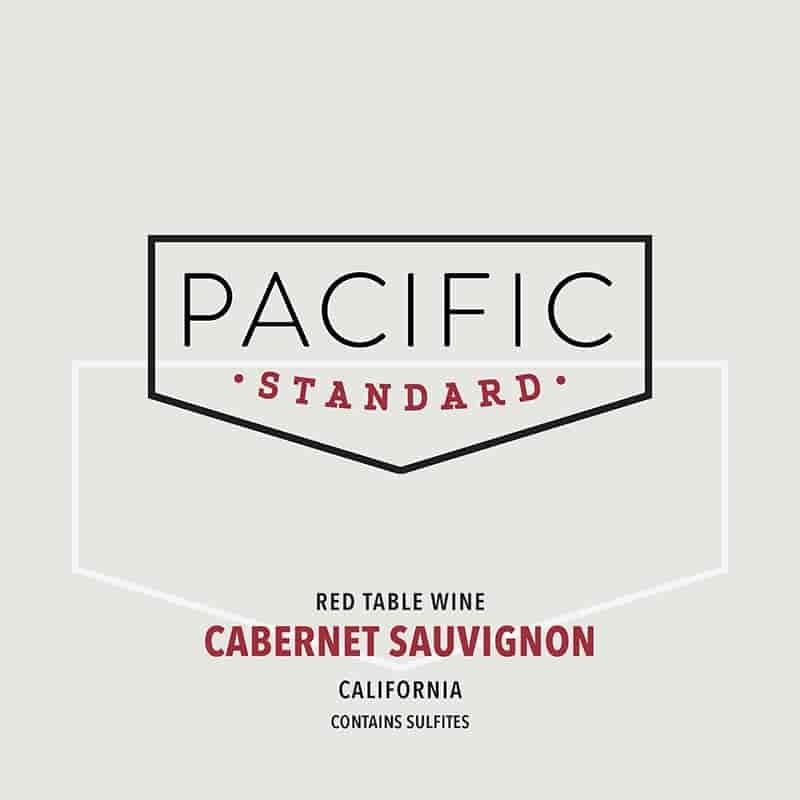 2017 PACIFIC STANDARD, Cabernet Sauvignon