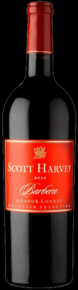 Scott Harvey Mountain Selection, Barbera