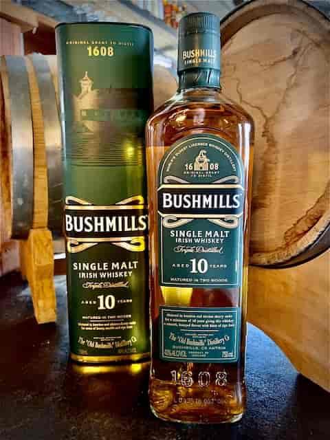 Bushmill's 10yr Single Malt