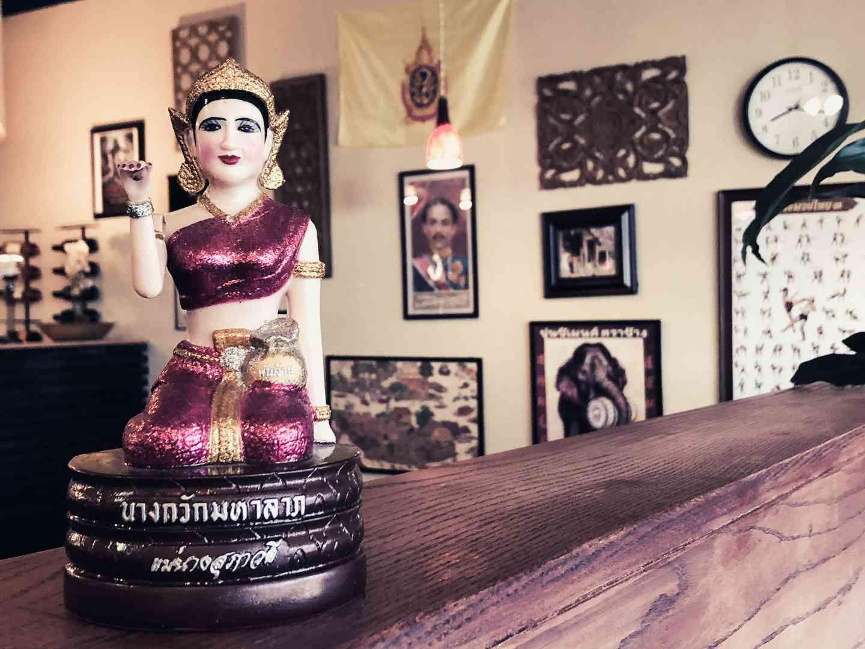 interior Moo Dang Thai Reno