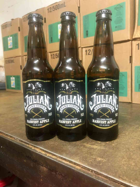 Julians Hard Cider