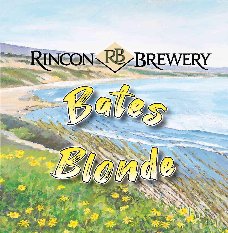 Bates Blonde