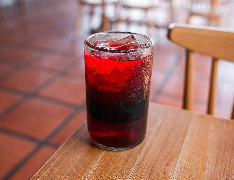 Jamaica Agua Fresca
