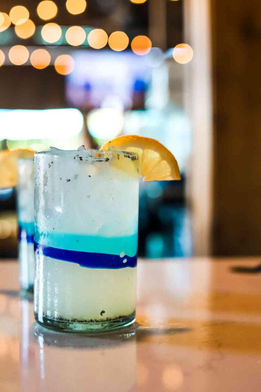 Chia Limeade Agua Fresca