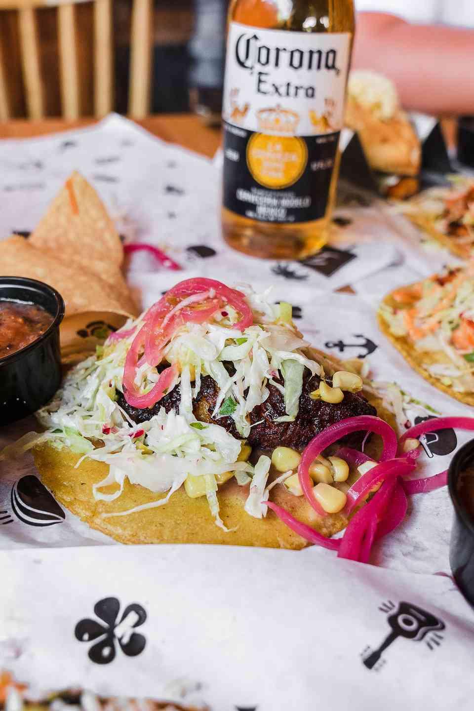 any Taco for $3