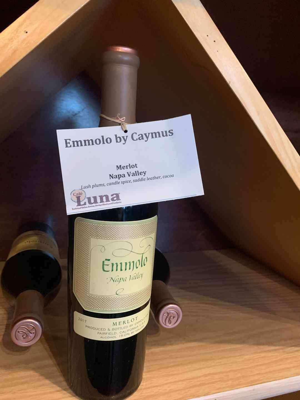 Emmolio by Camus, Merlot