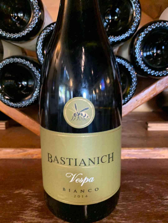 Bastianich Vespa