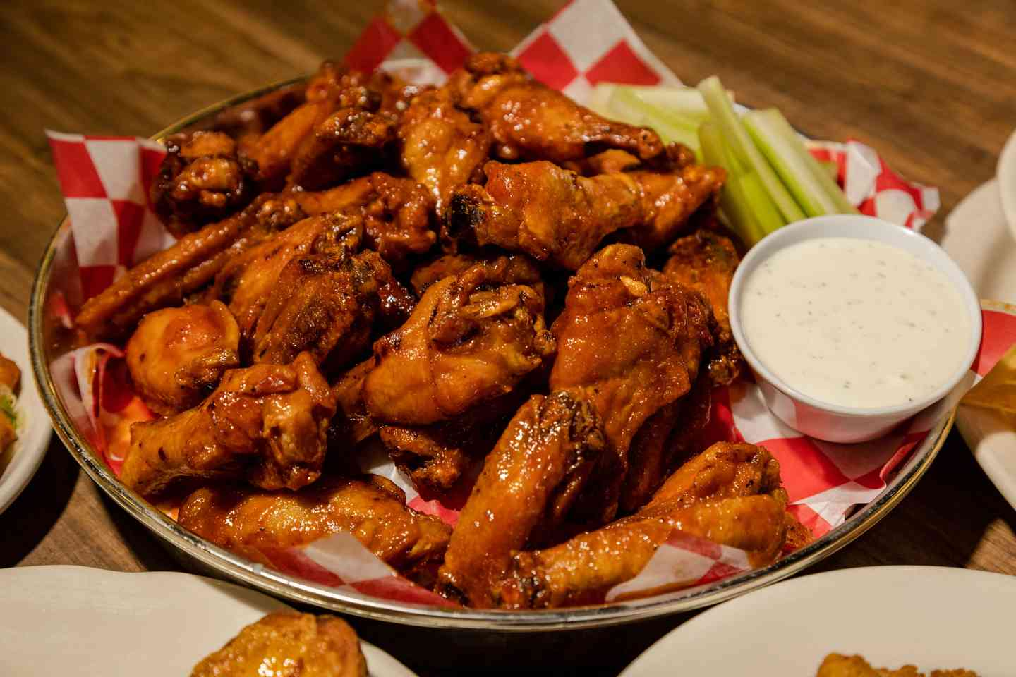 Fat Boy's Hot Wings
