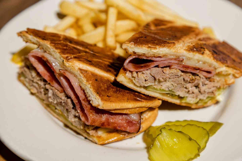 Fat Boy's Cuban Sandwich