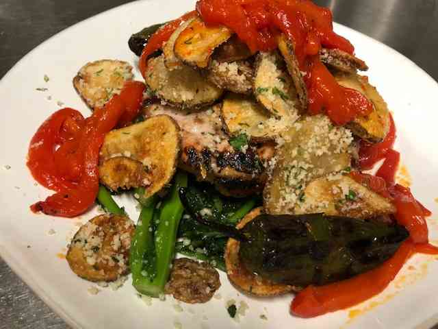 Grilled 14 oz Berkshire Pork Chop