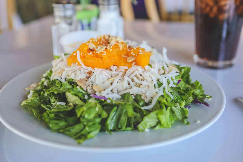 Mandarin Chicken Salad