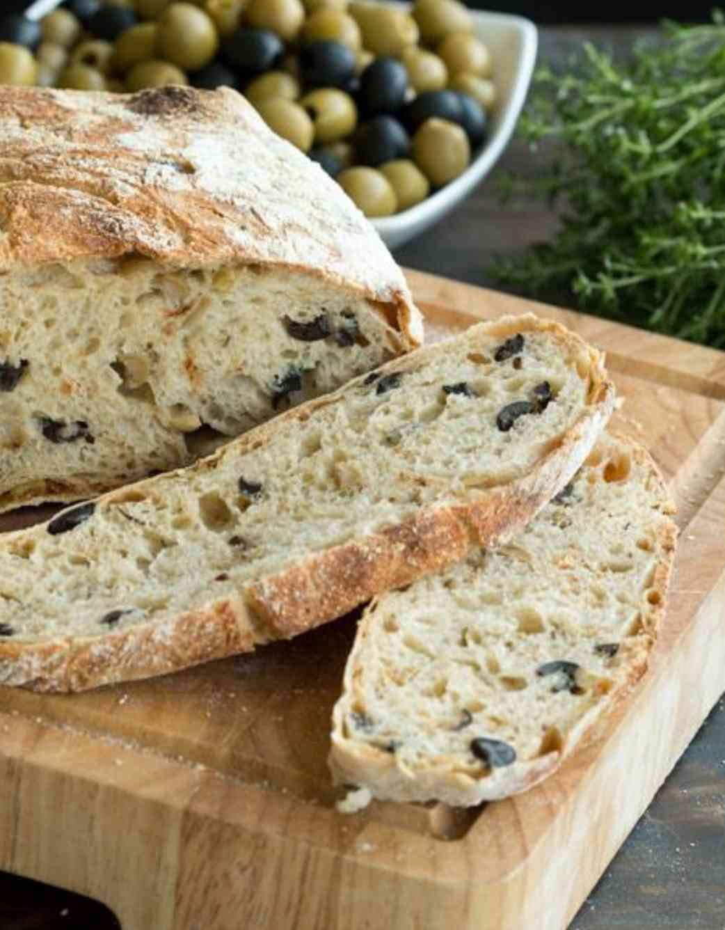 Fresh Baked Rosemary Loaf