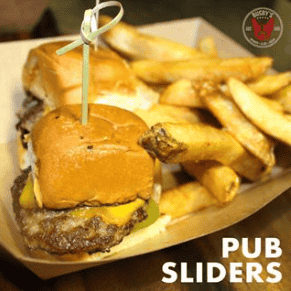 Pub Sliders