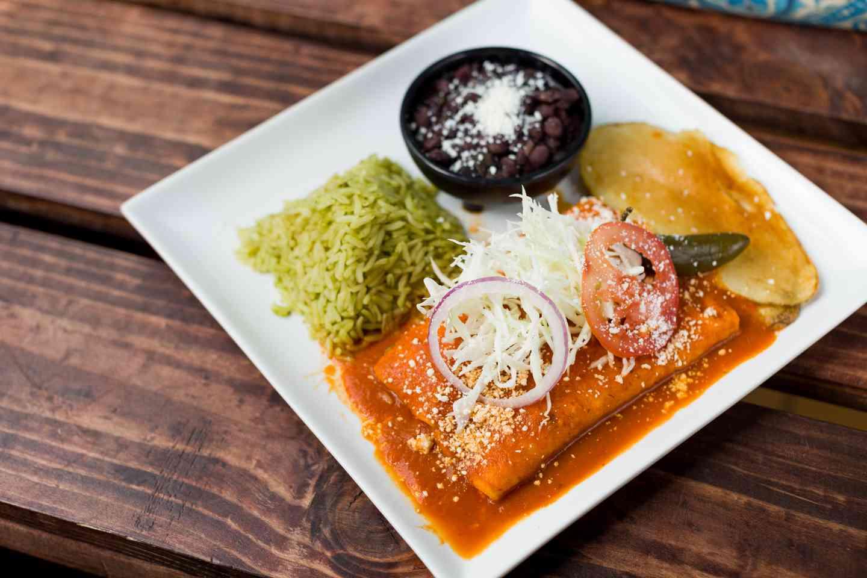 Enchiladas Michoacan