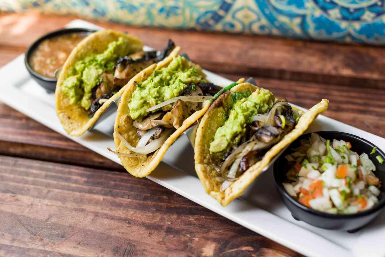 Vegan Tacos (VG)