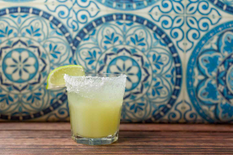 Classic Lime Margarita