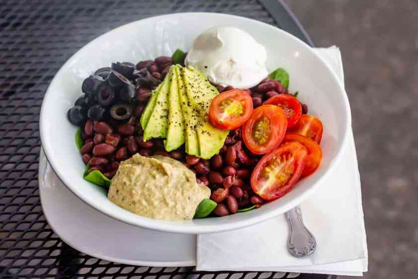 Bean and Rice Bowl