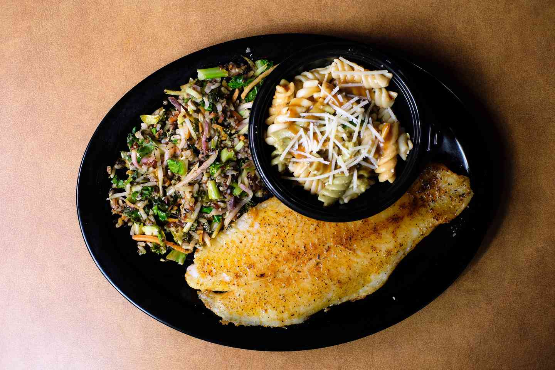 Grilled Fish Platter*
