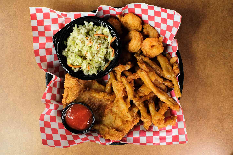 Seafood Platter*