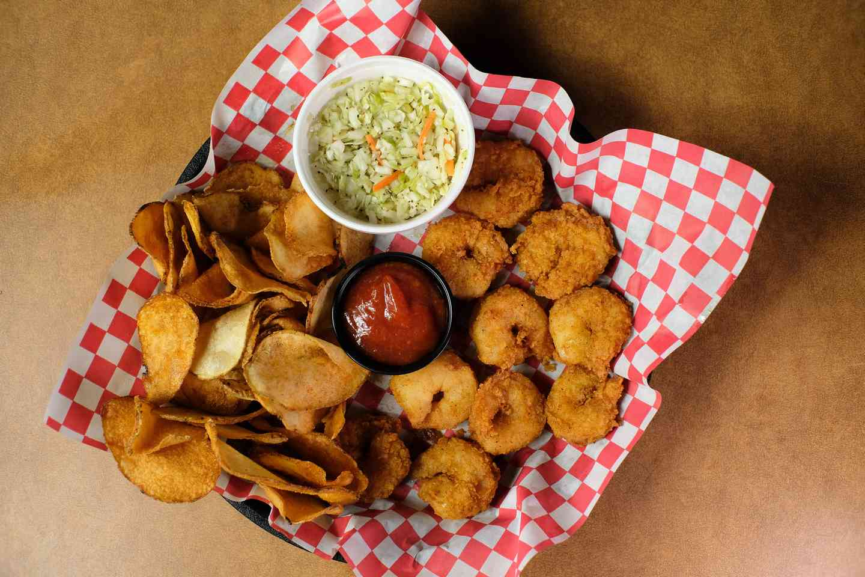 Shrimp Platter*