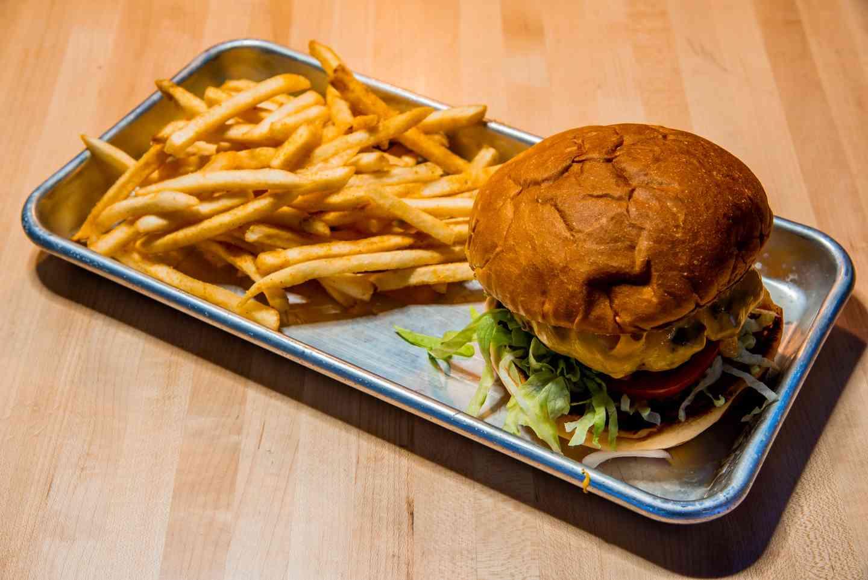 Christies Cheeseburger