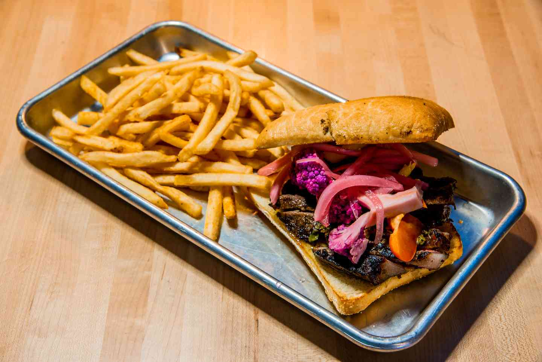 Christies Steak Sandwich