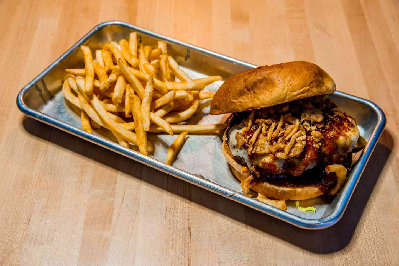 The Texas Burger