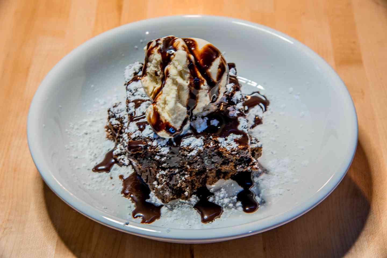 Kaia's Brownie Explosion