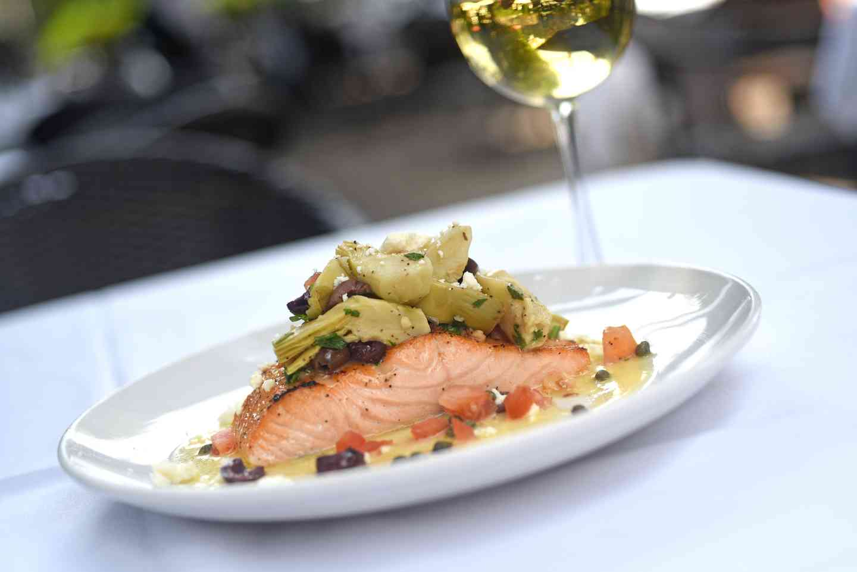 Mediterranean Nordic Salmon