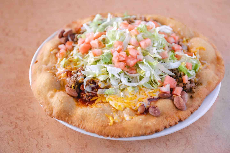 #7 Navajo Taco