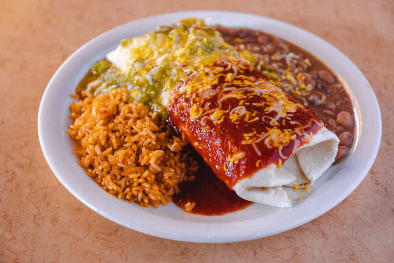 #5 Burrito Favorito