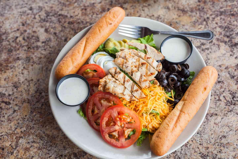 Cool Cobb Salad