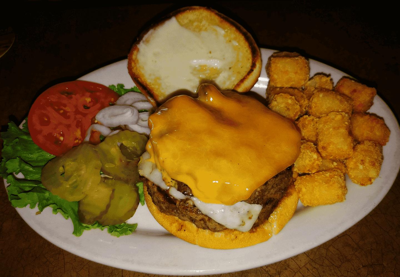 Mastiff Burger*