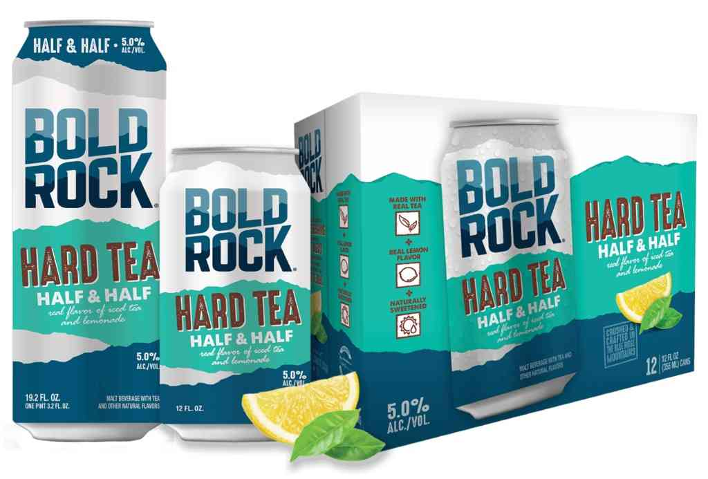 Bold Rock Tea Half N Half