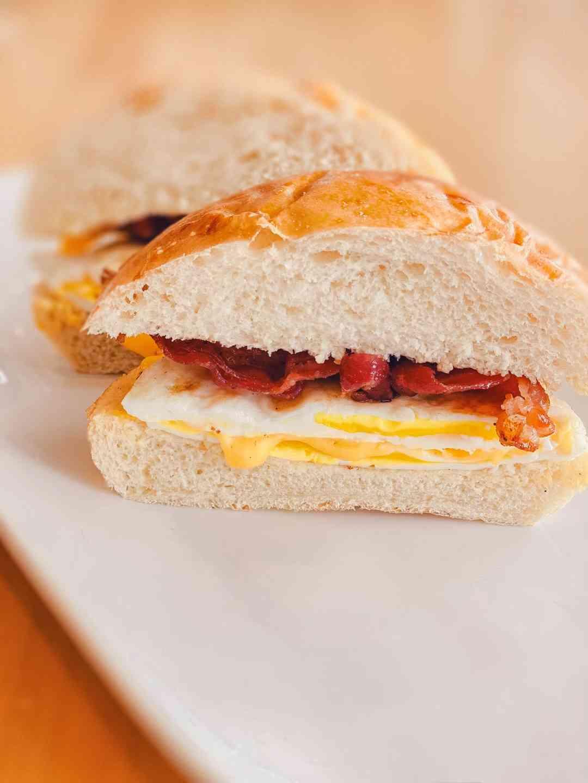 Bacon, Egg, Cheese