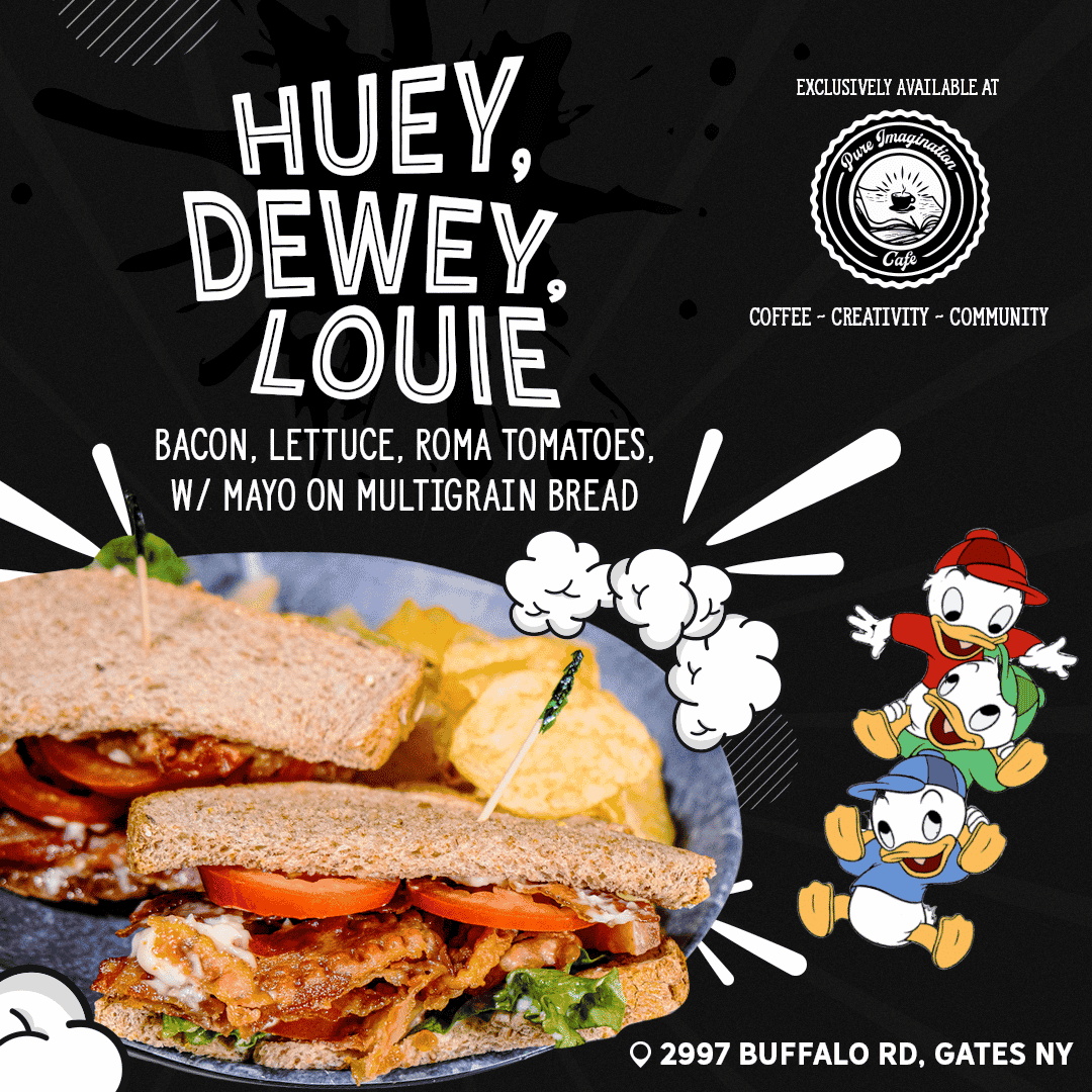 Huey, Dewey, Louie