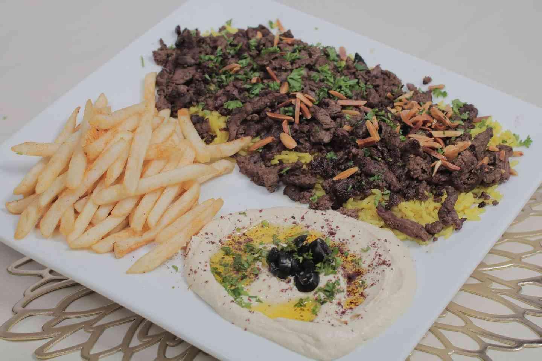 Shawarma Plate
