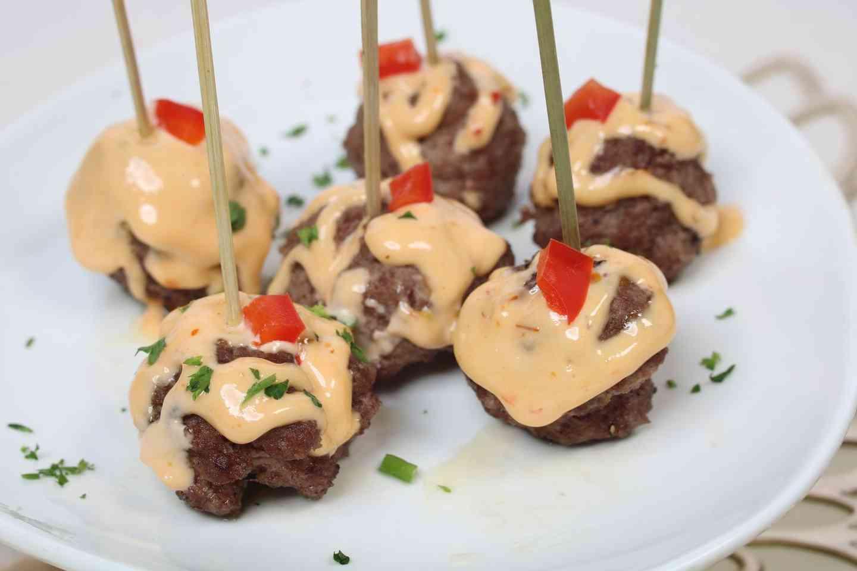 Meatballs (6pcs)
