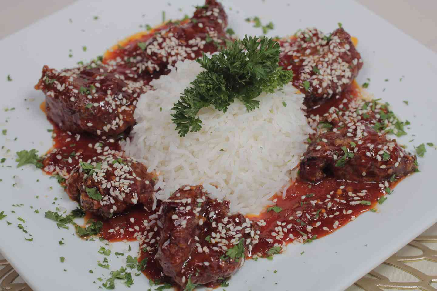 Korean Fried Beef
