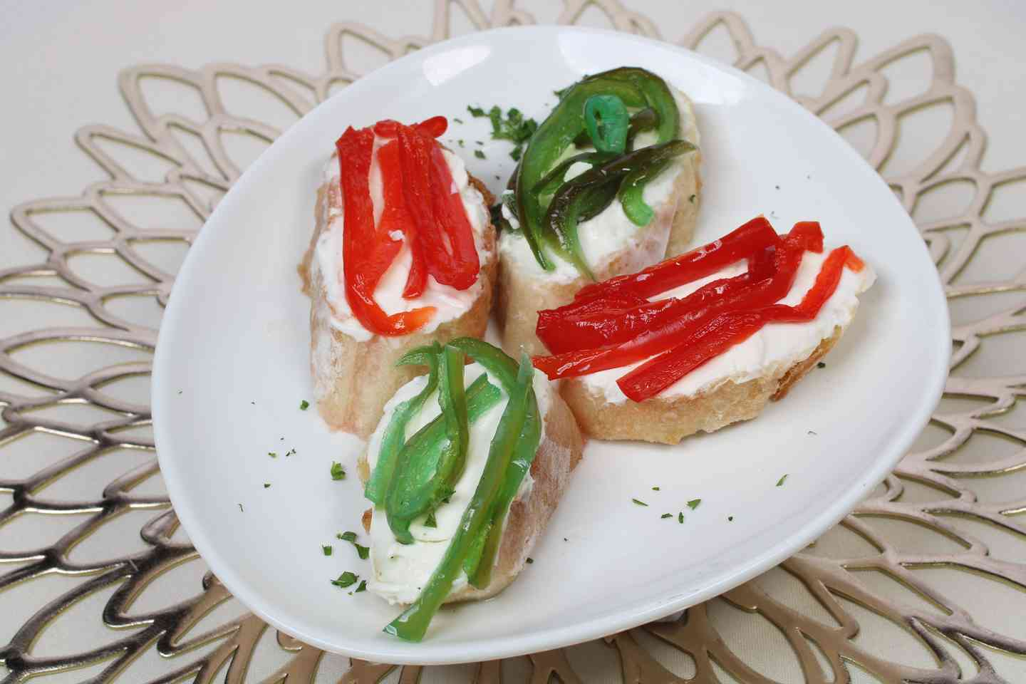 Peppers & Cream Cheese