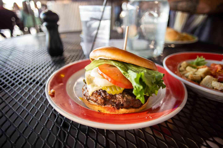 Stearman Burger*
