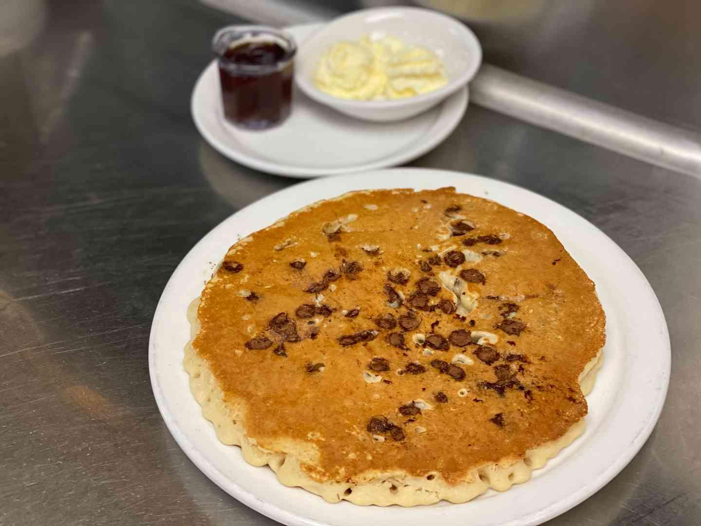 Chocolate Chip Pancake (2)