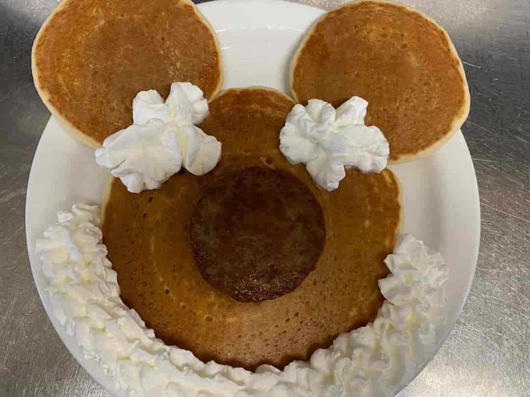 Happy Face Pancake